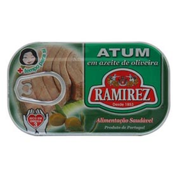Ramirez Atum Em Conserva Com Azeite De Oliveira