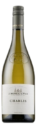 Vinho Chardonnay J. Moreau & Fils Branco 750 mL