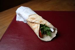 Sanduíche de Kafta