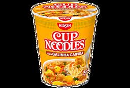Cup Noodles Galinha Caipira - Nissin
