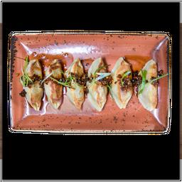 Handmade Dumplings Carne Suína