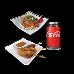 Super Combo Thai + Refrigerante