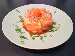 Tartar Salmão ou atum