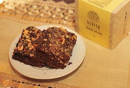 Brownie Low Carb - Avelã Com Chocolate
