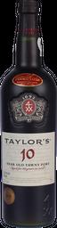 Vinho Porto Taylors 10 Anos