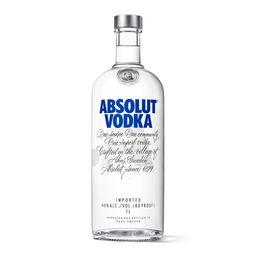 Vodka Absolut Natural 1 L