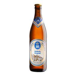 Cerveja Hofbrau Munchen 500 mL
