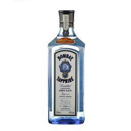 Gin Bombay Saphire 750 mL
