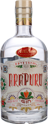 Gin London Dry Arapuru 750 mL