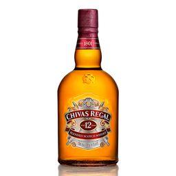 Whiskys Chivas Regal 12 Anos 1000 mL