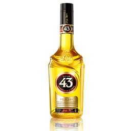 Licor 43 Diego Zamora 700mL