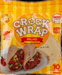 Massa Wrap Crock Milho 300 g