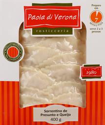 Sorrentino Presunto Queijo Paola Di Verona 400 g