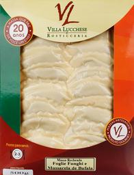 Foglie Mussarela/Funghi Villa Lucchese 500 g