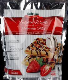 Mistura Para Waffles/Panqueca Nutripur 450 g