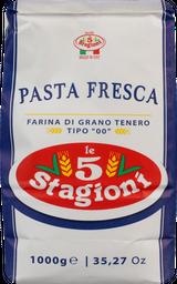 Farinha De Trigo 00 Leg 5 Stagioni Pasta Fresca 1kg