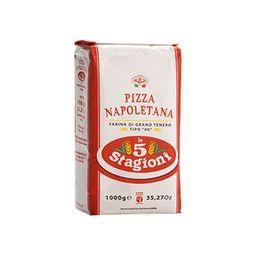 Farinha De Trigo 00 Le 5 Stagioni Napolitana 1 kg