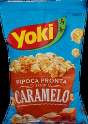 Pipoca Yoki Pronta Caramelo 100 g