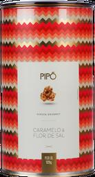 Pipoca Doce Pipó Caramelo/Flor Sal 125 g