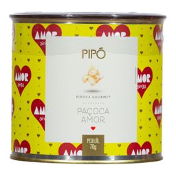 Pipoca Doce Pipó Pacoca Amor 70 g
