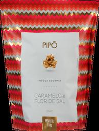 Pipoca Pipó Caramelo/ Flor.sal 110 g
