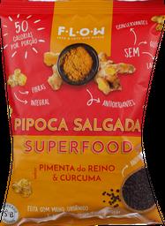 Pipoca Flow Pimenta/Curcuma Sache 32 g