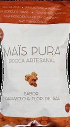 Pipoca Mais Pura Caramelo/Flor Sal 150 g