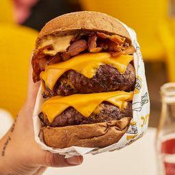 Burger Duplo BaconZ - 2x170g