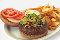 Garden Monsterburger