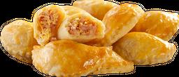 Pastelzinho de Presunto com Fios de Ovos Sole