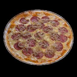 Pizza O Homem Bala Calabrês