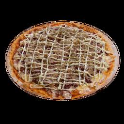 Pizza Irmãos Charque e Catupiry