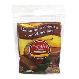 Bananinha Com Chocolate Tachão 200 g