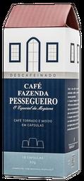 Café Fazenda Pessegueiro Cápsula 50 g