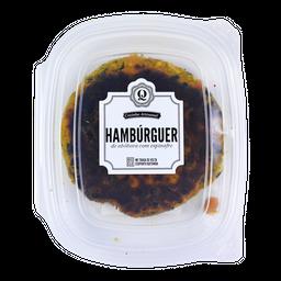 Hamburguer De Abóbora Com Espinafre