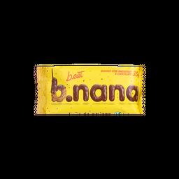 Barra Chocolate Amendoas E Banana Sem Açúcar B.eat 35 g