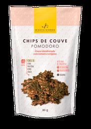 Bianca Simões Chips de Couve Pomodoro