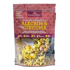 Granola Alecrim Curcuma Bianca Simões 250 g