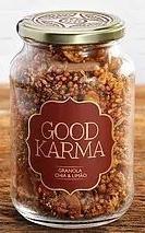 Granola Chia E Limão Goodkarma 270 g