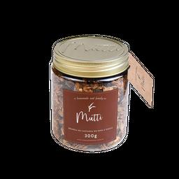 Granola De Castanha Do Para E Uva Passa Mutti 300 g