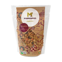 Granola E Acucar Coco Orgânico Monama 200 g