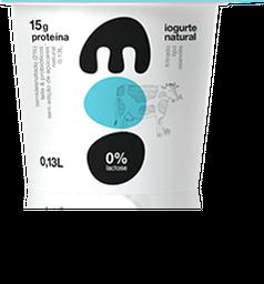 Iogurte Moo Semidesnatado 0% Lactose Natural 130 mL