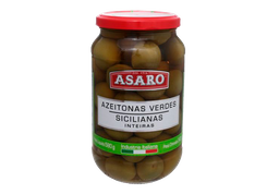 Asaro Azeitona Verde Italiana