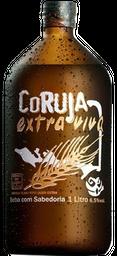 Cerveja Coruja Extra Viva 1 L