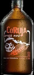 Cerveja Coruja Viva 1 L