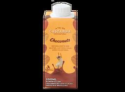 Leite de Castanha A Tal Castanha Choconuts 200 mL