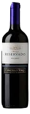 Vinho Chileno ConChá Y Toro Reservado Malbec 750ml