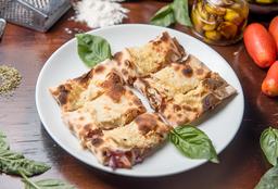 Assagio de Brie e Aspargos Verdes