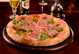 Pizza de Anos Dourados