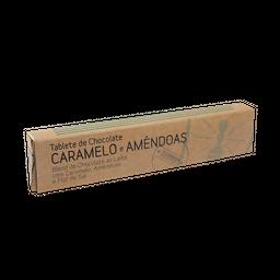 Tabletinho de Caramelo e Amêndoas